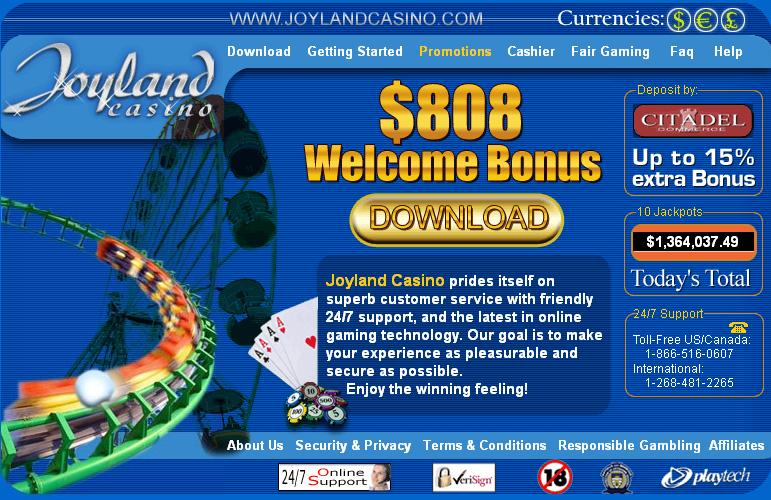 Online casino joyland old school gambling tattoos